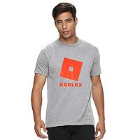 Men's Roblox Red Square Tee