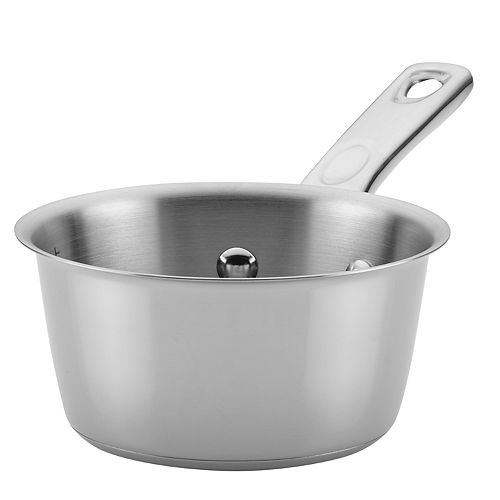 Ayesha Curry Home Collection 1-quart Stainless Steel Saucepan