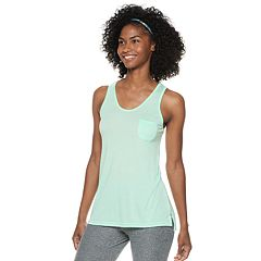 Women's Tek Gear® Pocket Tank