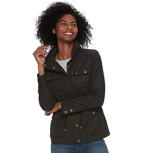 Women's Be Boundless Hooded Waxy Anorak Jacket