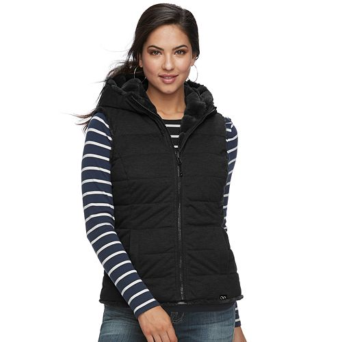 Women's Be Boundless Hooded Reversible Vest