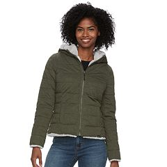 Women's Be Boundless Hooded Reversible Jacket