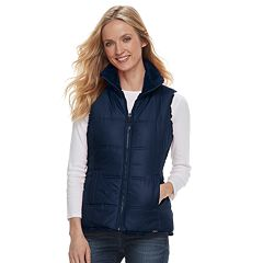 Women's Be Boundless Mixed-Media Vest