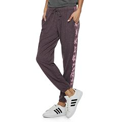 Juniors' SO® Tie-Dye Jogger Sweatpants