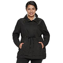 Plus Size Be Boundless Anorak Jacket