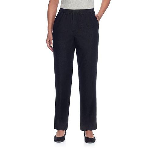 59c746a87e7 Women s Alfred Dunner Studio Pull-On Denim Pants