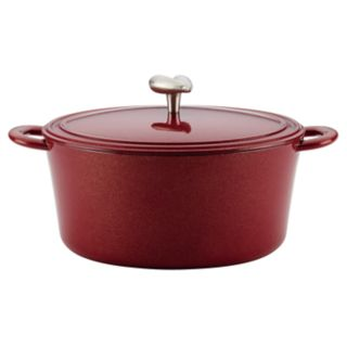 Ayesha Curry 6-quart Cast-Iron Enamel Covered Dutch Oven