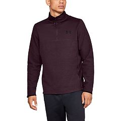 Mens Under Armour Men's ColdGear® Infrared Fleece ¼ Zip