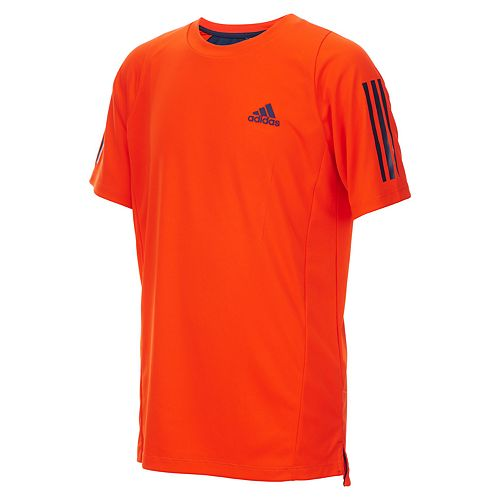 Boys 4-7x adidas climalite Mesh Back Training Tee