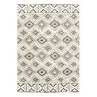 StyleHaven Veracruz Distressed Tribal Geometric Rug