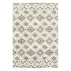 StyleHaven Veracruz Distressed Tribal Geometric Rug