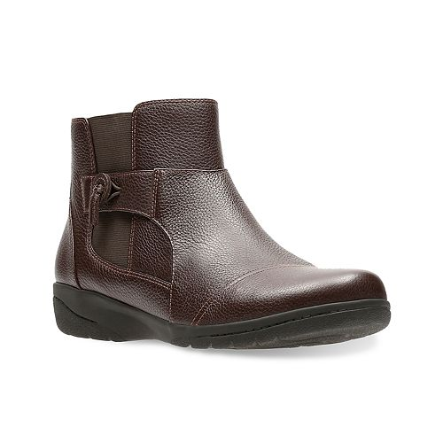 Clarks Cheyn Work Women's Ankle Boots