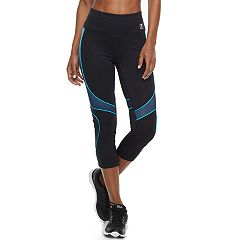 Women's FILA SPORT® High-Waisted Running Capri Leggings