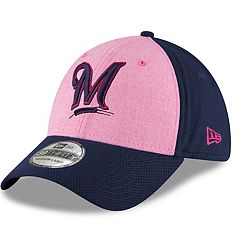 Men's New Era Milwaukee Brewers Mother's Day Cap