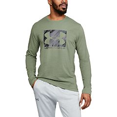 Mens Under Armour Boxed Sportstyle Tee