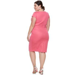 Plus Size Chaya Sheath Dress