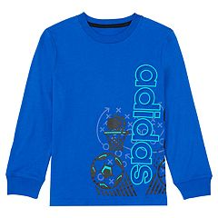 Boys 4-7x adidas Multi-Sports Graphic Tee