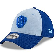 Adult New Era Milwaukee Brewers 39THIRTY Flex Fit Cap