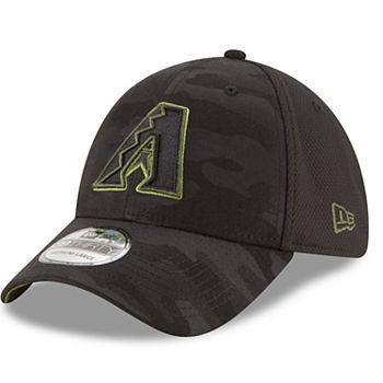 23bb0d6d420 Adult New Era Arizona Diamondbacks 39THIRTY Memorial Day Flex-Fit Cap