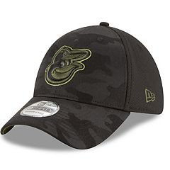 Adult New Era Baltimore Orioles 39THIRTY Memorial Day Flex-Fit Cap