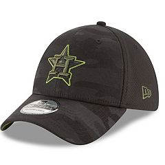 Adult New Era Houston Astros 39THIRTY Memorial Day Flex-Fit Cap