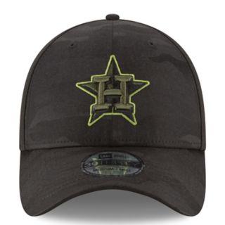 Adult New Era Houston Astros 39THIRTY Memorial Day Flex-Fit Cap