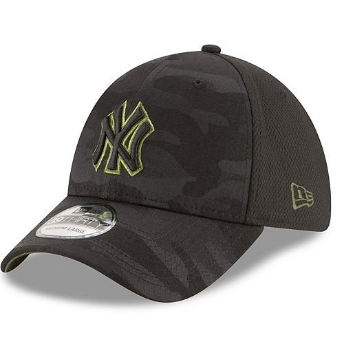 Adult New Era New York Yankees 39THIRTY Memorial Day Flex-Fit Cap