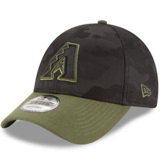 Adult New Era Arizona Diamondbacks 9FORTY Memorial Day Flex-Fit Cap