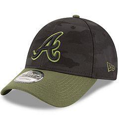 Adult New Era Atlanta Braves 9FORTY Memorial Day Flex-Fit Cap