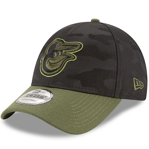 Adult New Era Baltimore Orioles 9FORTY Memorial Day Flex-Fit Cap