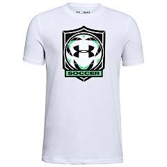Boys 8-20 Under Armour Soccer Squad Tee