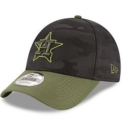Adult New Era Houston Astros 9FORTY Memorial Day Flex-Fit Cap
