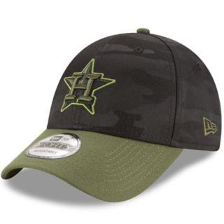 Adult New Era Houston Astros 9FORTY Memorial Day Flex-Fit Cap