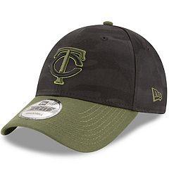 Adult New Era Minnesota Twins 9FORTY Memorial Day Flex-Fit Cap