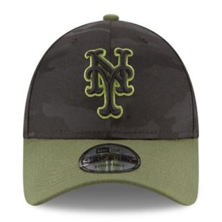 Adult New Era New York Mets 9FORTY Memorial Day Flex-Fit Cap