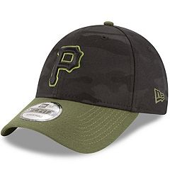 Adult New Era Pittsburgh Pirates 9FORTY Memorial Day Flex-Fit Cap