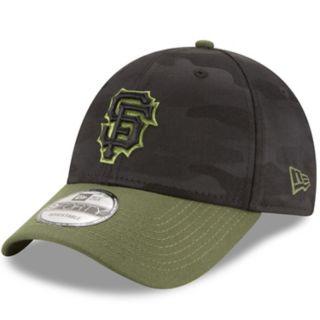 Adult New Era San Francisco Giants 9FORTY Memorial Day Flex-Fit Cap