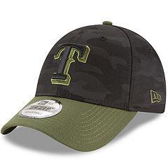 Adult New Era Texas Rangers 9FORTY Memorial Day Flex-Fit Cap