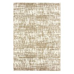 StyleHaven Veracruz Distressed Solid Abstract Rug