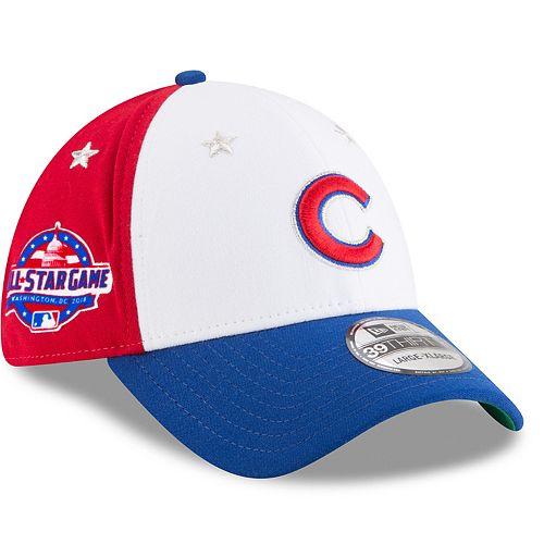 184caca80e9 Men s New Era Chicago Cubs 39THIRTY All Star Game Cap