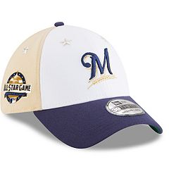 Men's New Era Milwaukee Brewers  39THIRTY All Star Game Cap
