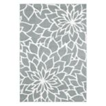 StyleHaven Veracruz Large Scale Floral Rug