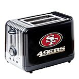 Boelter San Francisco 49ers Small Toaster