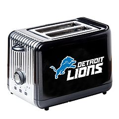 Boelter Detroit Lions Small Toaster