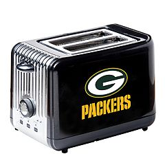 Boelter Green Bay Packers Small Toaster