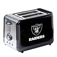 Boelter Oakland Raiders Small Toaster