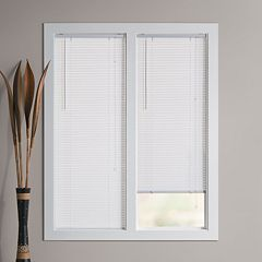 Bali Room Darkening 1'' Slat Vinyl Mini Blinds