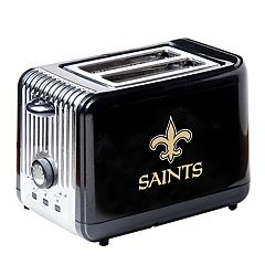 Boelter New Orleans Saints Small Toaster