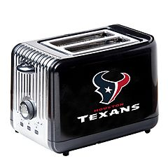 Boelter Houston Texans Small Toaster