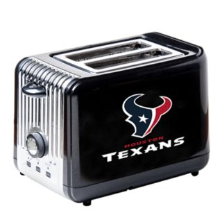 Boelter Houston Texans Small Toaster